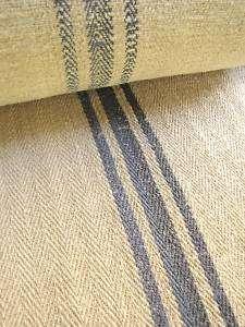 YARDS long Vintage STAIR / table RUNNER HEMP fabric carpet rug