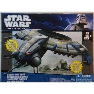 Star Wars Clone Starfighter Vehicle   Separtist Droid Gunship Toys