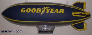 Goodyear Inflatable BLIMP LOT 33+12 NASCAR Scalextric SCX Carerra