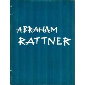 February 14 March 8, 1970 Kennedy Galleries, Abraham Rattner Books