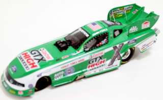 2011 John Force Castrol 1:24 Scale Diecast NHRA Funny Car Action