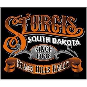 Sturgis South Dakota Black Hills Motorcycle Rally 50 X 60
