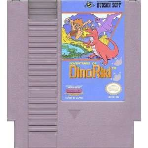 ADVENTURES OF DINO RIKI: HUDSON SOFT: Books