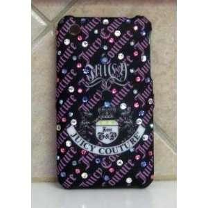 iphone case iphone 3g case choose juicy swarovski crystal