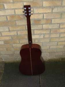VINTAGE MARTIN ACOUSTIC GUITAR SMASHING CONDITION 70S COPY
