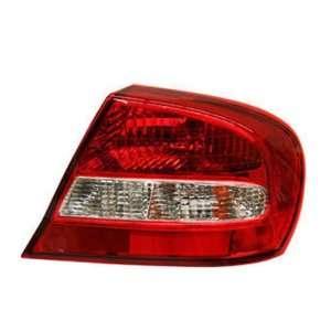 OE Replacement Chrysler Sebring Passenger Side Taillight