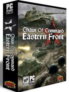 OF COMMAND EASTERN FRONT WWII Combat Sim NEW BOX 891563001029