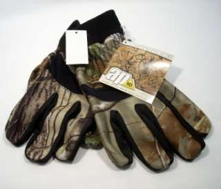 Realtree High Definition Camo Camouflage Hunting Gloves