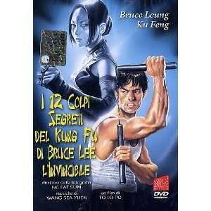 12 Colpi Segreti Del Kung Fu Di Bruce Lee LInvincibile (I