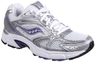 Saucony Grid Cohesion 4 Womens Shoes Flat Heel