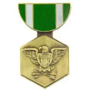 U.S. Navy & Marine Corps Commendation Medal Pin 1 3/16