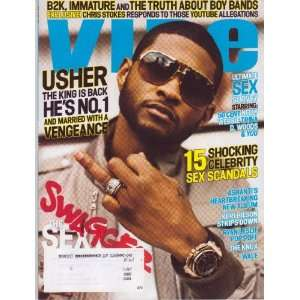 USHER The King is Back Staff Writers & Contributing Authors: Books
