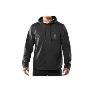 Mens WWP Hooded Shamy Shirt Tops by Under Armour Sports
