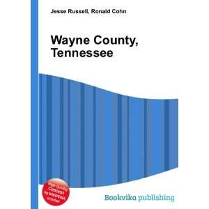 Wayne County, Tennessee Ronald Cohn Jesse Russell Books
