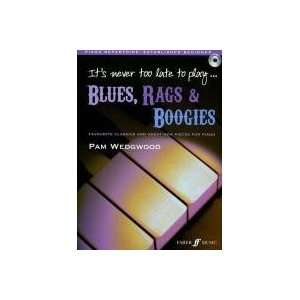 to Play Blues Rags & (Piano CD) (9780571532087) Apm Wedgwood Books