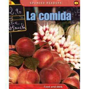 Comida/Food and Drink (Spanish Readers) (9780431990347