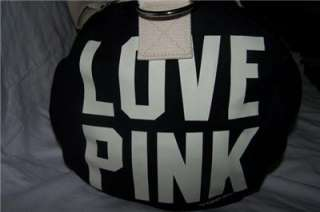 VICTORIA SECRET LOVE PINK DUFFLE GYM TRAVEL BAG