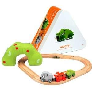 Nuchi Babys First Jungle Train Set Toys & Games