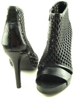 275 JUICY COUTURE NYDA Black Womens Shoes Booties 7