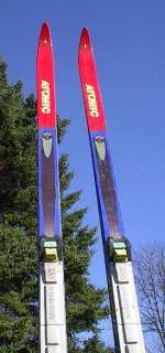 Cross Country 77 Skis ATOMIC 198 cm Binding SNS PROFIL