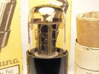 One or more 6C5S (EZ35 6X5) vintage tubes NOS NIB