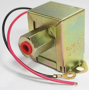 New SAP Universal Electric Fuel Pump #SAP 40106 PSI 5/9 GPH 30