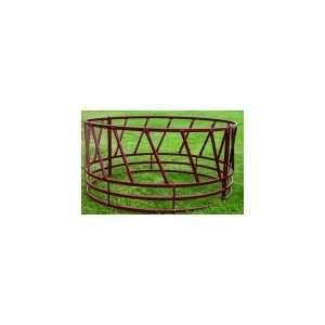 Behlen Round Bale Feeder 2 Pc 14 Ga 1 3/4red Patio, Lawn & Garden
