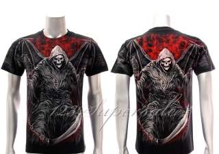 XXXL Rock Eagle T shirt Special Tattoo Skull Rock Dead Men Heavy Metal