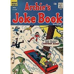 Archies Joke Book (1953 series) #123 Archie Comics