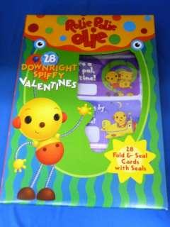 28 Rolie Polie Olie Valentines Day Cards #50544