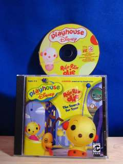 Playhouse Disney Rolie Polie Olie CD