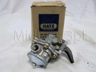 Hatz Diesel Fuel Pump   40120400 (NSN 29100134864000)