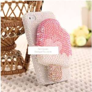PEARL crystal Ice Cream 3D Hard Case for iPhone 4/4S Sold