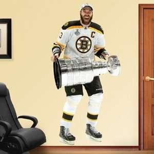 Boston Bruins NHL Fathead REAL.BIG Wall Graphics