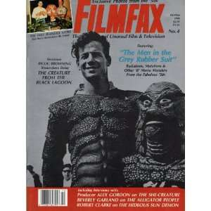 Filmfax Magazine, Issue #4: Michael E. Stein: Books