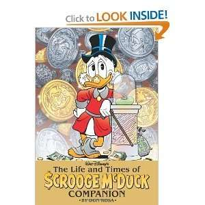 Don Rosasthe Life and Times of Scrooge Mcduck Companion (Life & Times