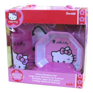 dinner set for any hello kitty fan dinner plate size 201cm approx