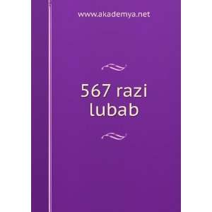 567 razi lubab www.akademya.net Books