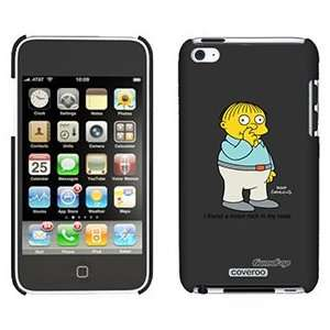 Ralph Wiggum from The Simpsons on iPod Touch 4 Gumdrop Air