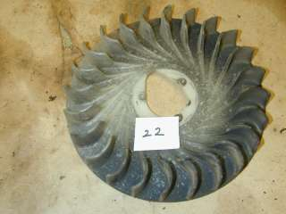 Honda GX 160 5.5 HP Engine Flywheel Fan
