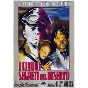 Baxter)(Akim Tamiroff)(Erich von Stroheim):  Home & Kitchen