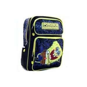 Spongebob Squarepants Backpack & Lunch Bag Back to School