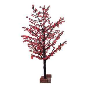 Gift Ltd. 39020 RD 102 Inch high LED Indoor/ outdoor Lighted Trees