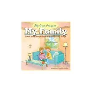 Book with Sing Along Songs (My Own Prayers) PC Treasures Books