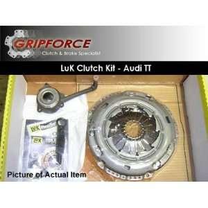 00 06 Audi Tt Quattro 6 Spd Luk Clutch Kit Slave Cyl