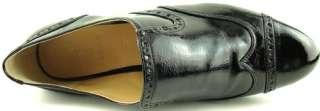 ENZO ANGIOLINI PAWL Black Womens Shoes Oxfords 7.5