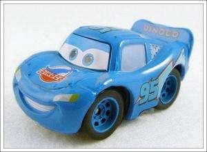 DISNEY PIXAR CARS MINI ADVENTURES CHILD BOY TOY DINOCO MCQUEEN MN23