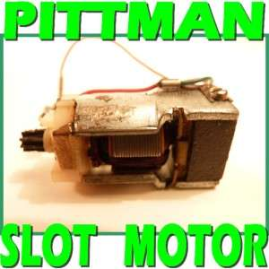 PITTMAN VINTAGE SLOT CAR MOTOR a