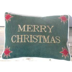 Merry Christmas Pillow for Sofa or Easy Chair