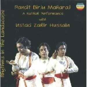 Kathak Performance: Pt. Birju Maharaj, Ustad Zakir Hussain: Music